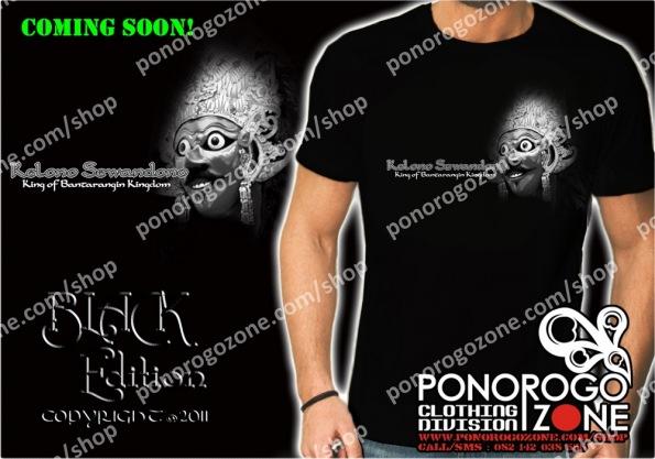 Kaos Oleh-oleh Khas Ponorogo (POzone Clothing).